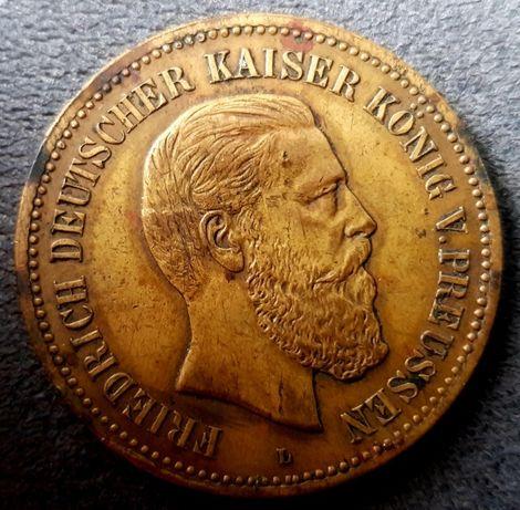 Medal 1888 rok