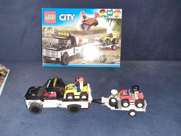 Klocki Lego city model 60148