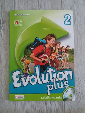 Evolution plus 2 Nick Beare