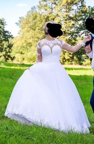Sprzedam Suknie Ślubną !