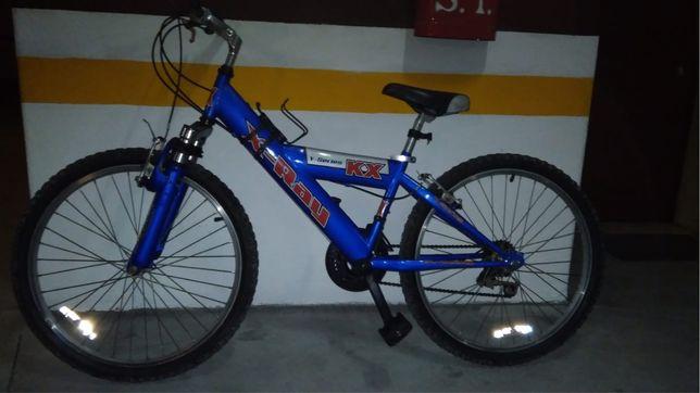 Bicicleta BTT em bom estado, negociavel