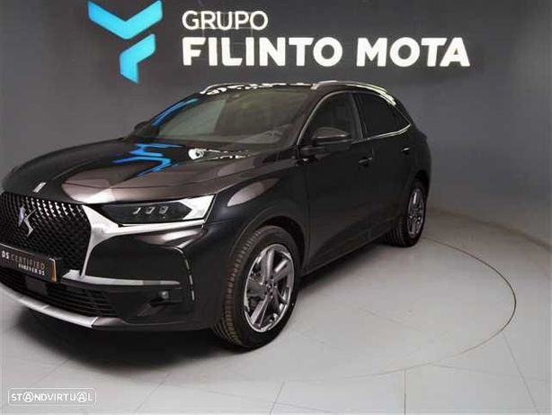 DS DS7 Crossback 1.5 BlueHDi Grand Chic EAT8