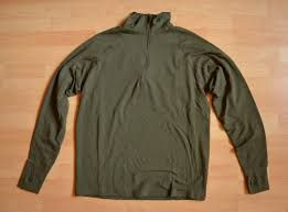 wojskowa bluza ocieplająca 546/MON