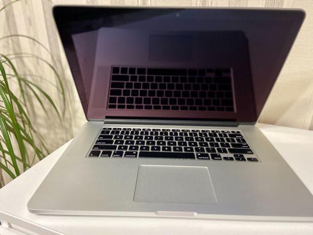 Продам MacBook Pro (Retina, 15-inch, Mid 2015)