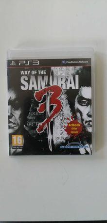 Way of the Samurai 3 / PS3 / Unikat / Ideał