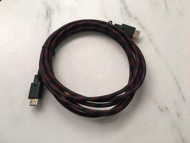 Kabel HDMI 4K - 60Hz 18 GB/s (2m, 3m, 5m) - NOWE