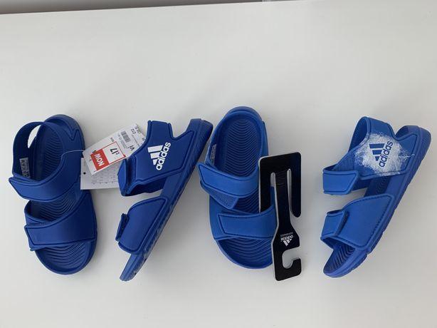 Сандали босоножки аквашузы crocs adidas