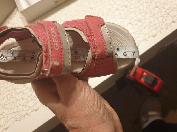 Sandałki Geox r.25