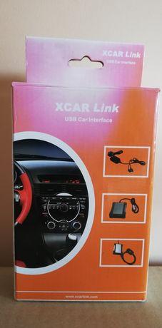 Zmieniarka USB xcar link VW, Audi, SEAT, Skoda