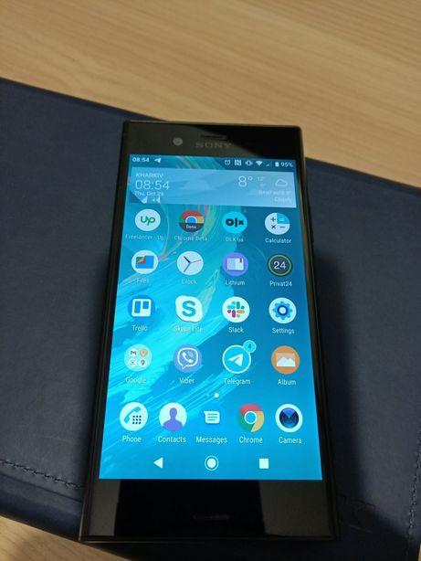 Sony Xperia XZ1 Black 64gb
