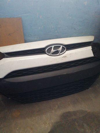 Kratka w zderzak Hyundai i10 od 2014-