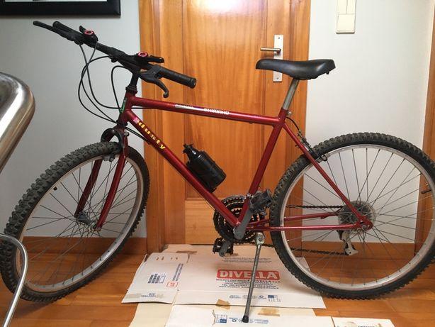 Bicicleta Shimano Mountaim