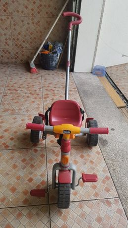Triciclo chicco