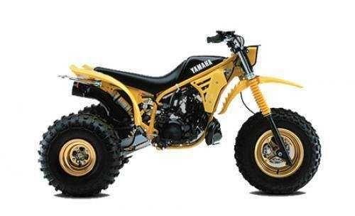 Yamaha TRI-Z 250 triz trike trajka 3 wheeler