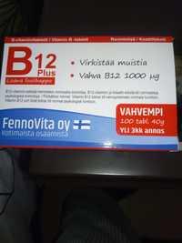 Вітаміни з Європи B12