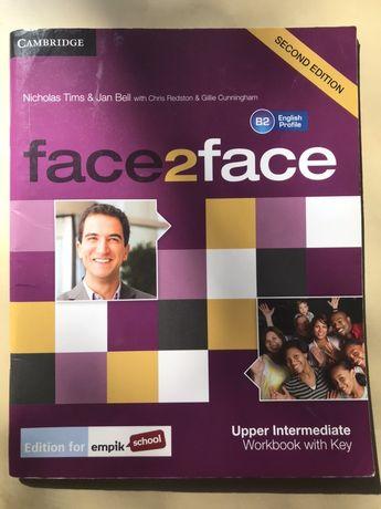 Komplet Face2face książka i face 2 face ćwiczenia