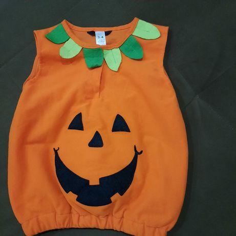 Стильный костюм тыквы на Хеллоуин George 98