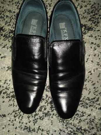 Туфли на мальчика, 38 размер