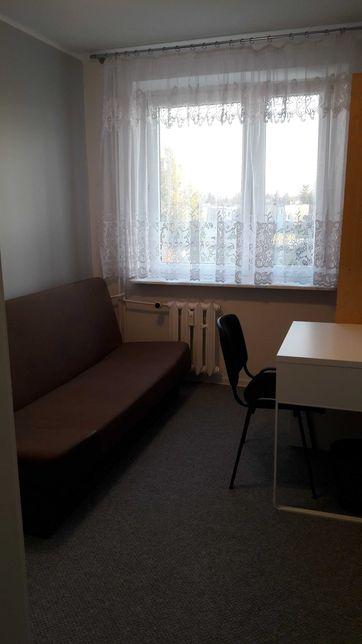 Wynajmę pokój 8 m2 w mieszkaniu studenckim