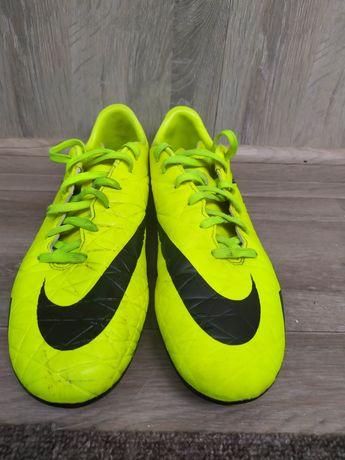 Бутсы Nike Hypervenom Phelon 2 FG - Lemon