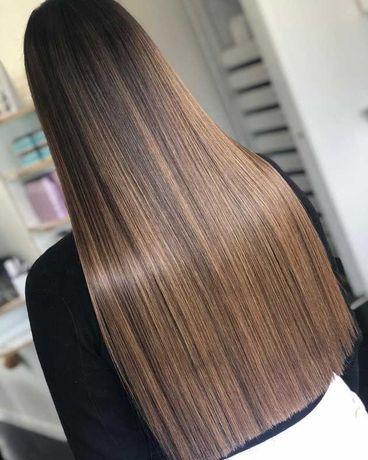 Нарощування волосся лише за 1500 грн