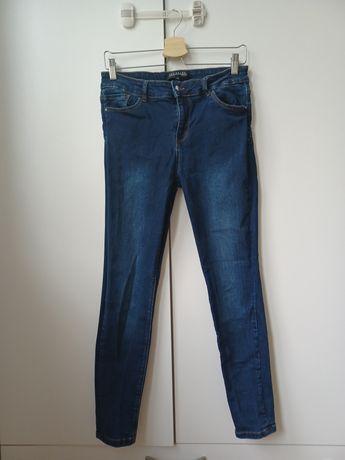 Spodnie dżinsowe damskie jeansy 40 L Top secret