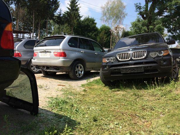 BMW X5 X6 E71 е53 e70 Разборка Капот фара крыло дверь крышка багажника