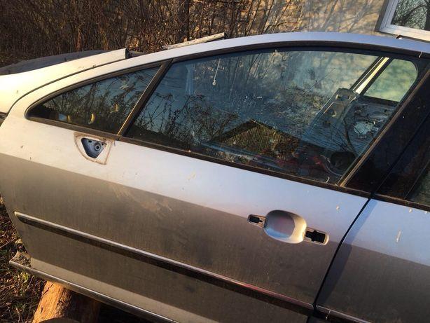 Дверки до Peugeot407 sw2004
