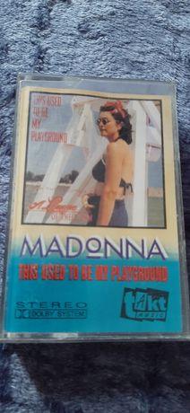 Kasety magnetofonowe Madonna