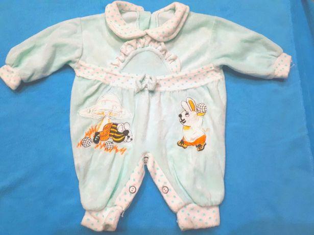 Pajacyk niemowlęcy 62