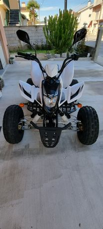 Moto 4 Shineray Automática, 150