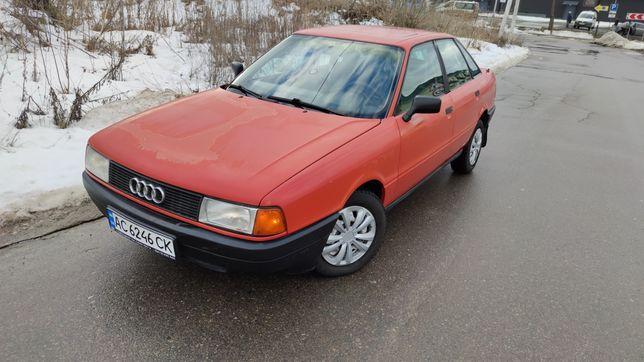 Продам AUDI 80 B3