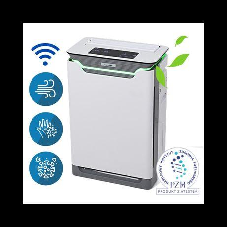 Oczyszczacz powietrza nawilżacz Warmtec AP350W+ wi-fi - promocja