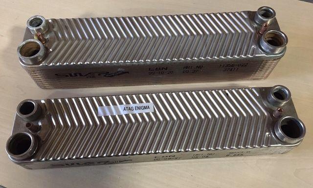 Теплообменник для газового котла Atag Enigma / Perfect, из Нидерландов