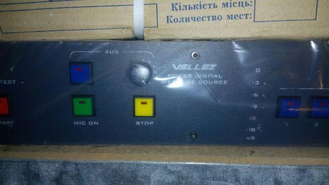 Системи голосового оповіщення VELLEZ