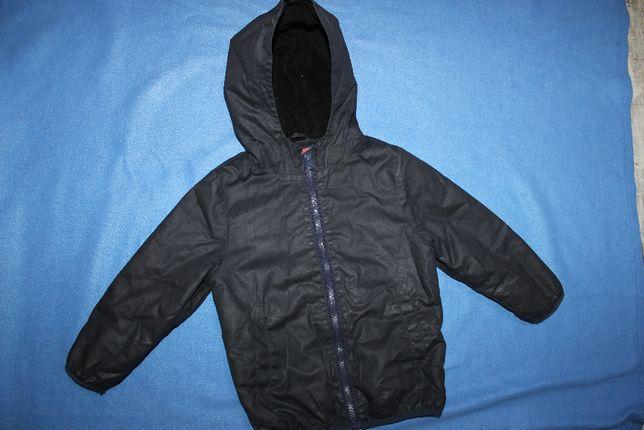Куртка демисезонная на мальчика 4 года дождевик