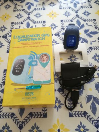 Localizador gps smartwatch INSYS