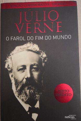 O Farol do Fim do Mundo - Júlio Verne