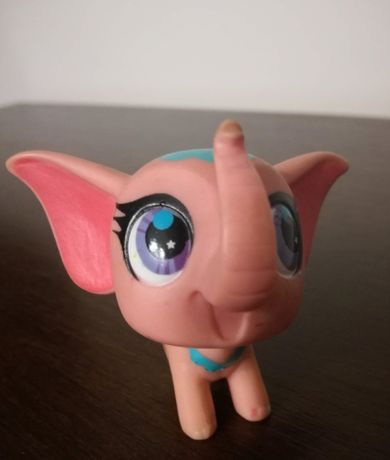 littlest pet shop słoń