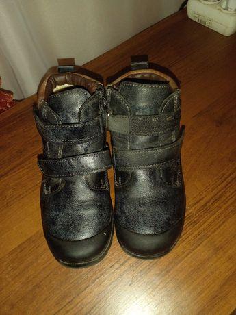 Ботинки на мальчика размер  29