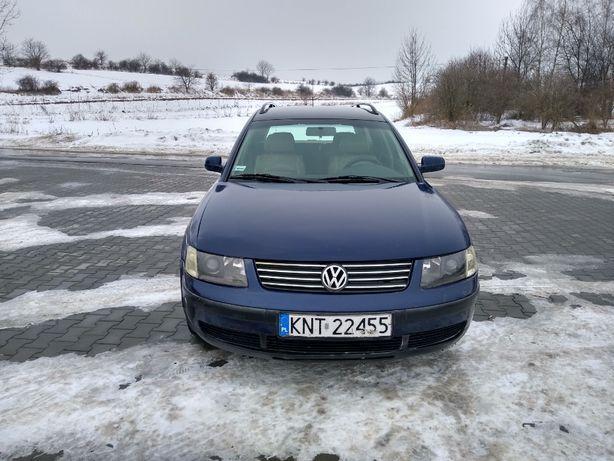 Volkswagen Passat 1.9TDi 90KM skóra