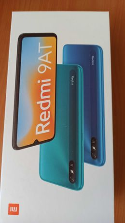 Smartfon Xiaomi Redmi 9AT 2 GB / 32 GB szary, bateria 5000 mAh + etui