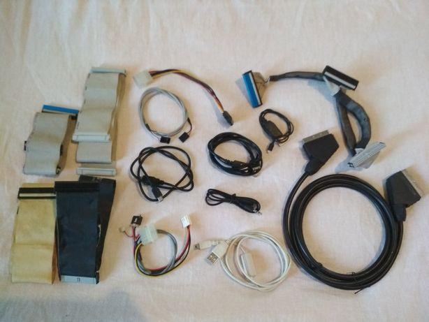 Шлейф та кабелі IDE, скарт, USB CB-USB6 (CB-USB5)