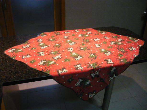 Toalha quadrada motivos Natal