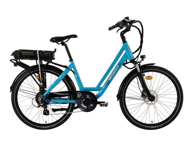 Bicicleta elétrica NEOMOUV CARLINA HY