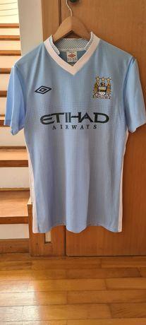 Camisola oficial Manchester City temporada 2011/12