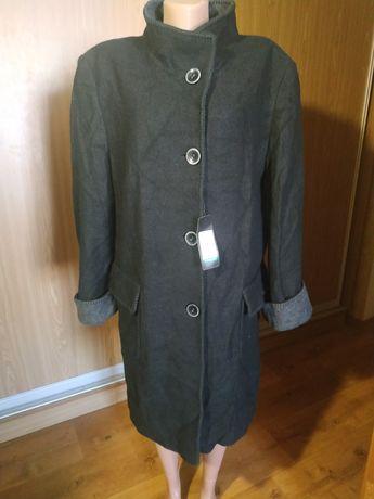 Суперское,новое пальто шерстяное,Basler