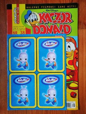 Kaczor Donald 38 2001 z dodatkami