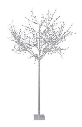 WYPRZEDAŻ lampa ogrodowa stojąca Drzewko 600 Led 240 cm IP44 SALE
