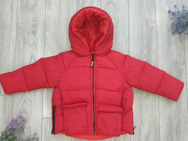 Куртка теплая стильная осенняя весенняя